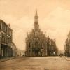 Det genopførte rådhus, o. 1900.
